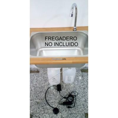 Kit fregadero autónomo para encimera eléctrico