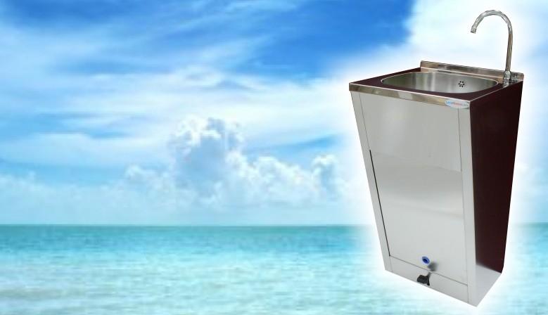 Lavamanos autonomo portatil basic