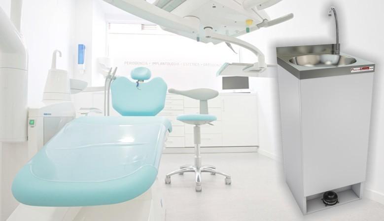 360 3d lavamanos clinic